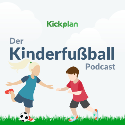 Kickplan Der Kinderfußball-Podcast Logo