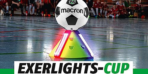 Cover-Grafic 96-Exerlights-Hallen-Cup beim VfL Nordstemmen (E-Jugend)