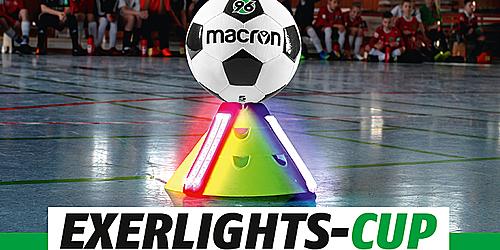 Cover-Grafic 96-Exerlights-Hallen-Cup beim VfL Nordstemmen (D-Jugend)