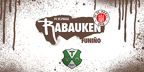 Cover-Grafic FC St. Pauli Rabauken Hallen-FUNiño-Spieltag beim TV Meckelfeld (F-Jugend)