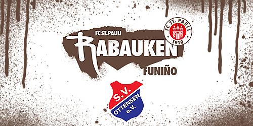 Cover-Grafic FC St. Pauli Rabauken Hallen-FUNiño-Spieltag beim SV Ottensen (G-Jugend)