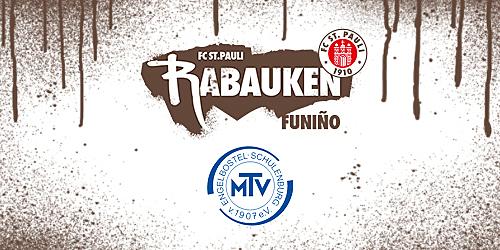 Cover-Grafic FC St. Pauli Rabauken FUNiño-Spieltag beim MTV Engelbostel-Schulenburg (G-Jugend)