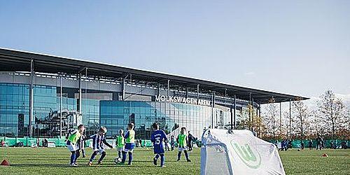 Cover-Grafic VfL-Kinderfußball.Festival beim TSV Krähenwinkel/Kaltenweide e.V. (E-Junioren)