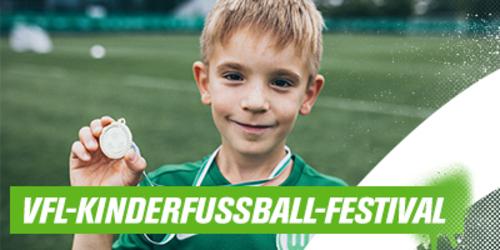 Cover-Grafic VfL-Kinderfußball-Festival (F-Jugend) beim TSV Krähenwinkel/Kaltenweide e.V.