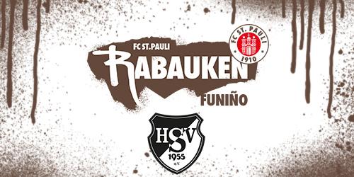 Cover-Grafic FC St. Pauli Rabauken FUNiño-Spieltag beim Hoisbüttler SV (D-Jugend)