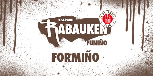 "Cover-Grafic FC St. Pauli Rabauken FUNiño-Spieltag ""FORMiño"""