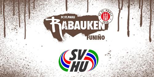 Cover-Grafic FC St. Pauli Rabauken FUNiño-Spieltag beim SV Henstedt-Ulzburg